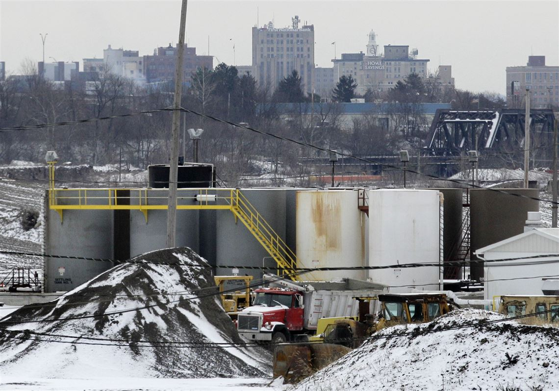 Legal battle continues over drilling and fracking wastewater well | Pittsburgh Post-Gazette