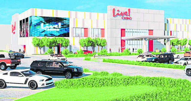Groudbreaking Set For Westmoreland Mall Casino